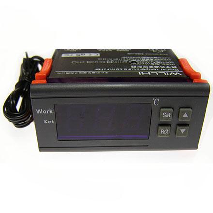 Термостат WH7016C с гистерезисом, питание 220 вольт.